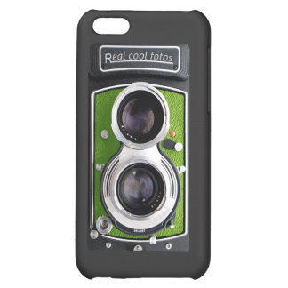 Vintage Camera for your iPhone 5! Green color. iPhone 5C Cases