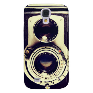 Vintage Camera Galaxy S4 Case