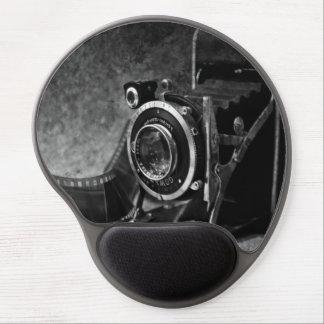 Vintage Camera Gel Mouse Mat