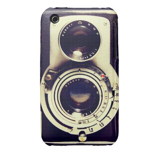 Vintage Camera iPhone 3 Case-Mate Cases