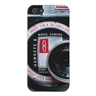 Vintage camera iPhone 5/5S cover