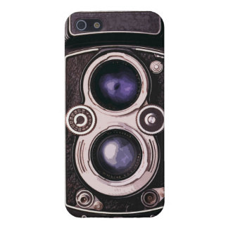 Vintage camera iPhone 5 covers