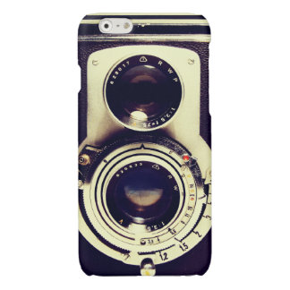 Vintage Camera Glossy iPhone 6 Case