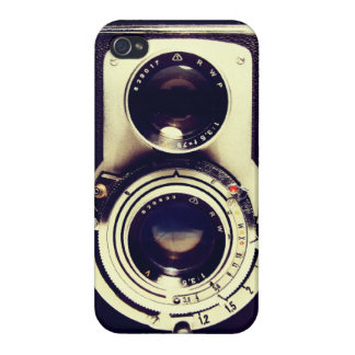Vintage Camera Covers For iPhone 4