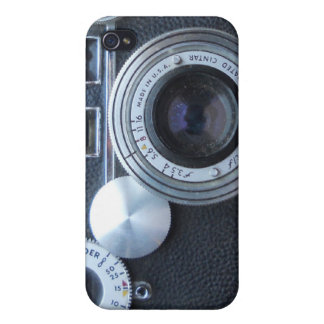 Vintage Camera iPhone 4/4S Cases