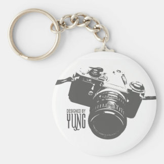 Vintage Camera Key Chain