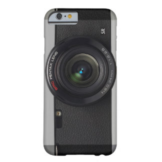 Vintage Camera Lens Barely There iPhone 6 Case