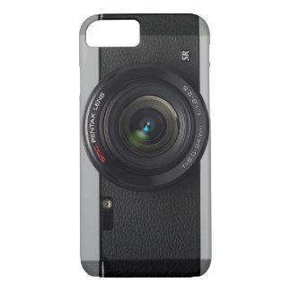 Vintage Camera Lens iPhone 7 Case
