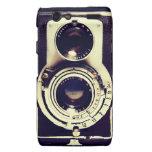 Vintage Camera Motorola Droid RAZR Cover