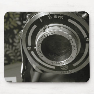 Vintage Camera Mouse Mat