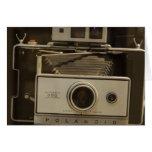 Vintage Camera - Note Card