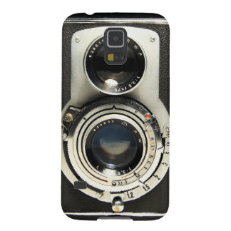 Vintage Camera - Old Fashion and Antique Look Cases For Galaxy S5