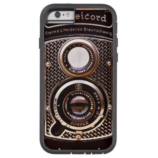 Vintage camera rolleicord art deco tough xtreme iPhone