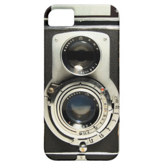 Vintage Camera Rolleiflex iPhone 5 Cover