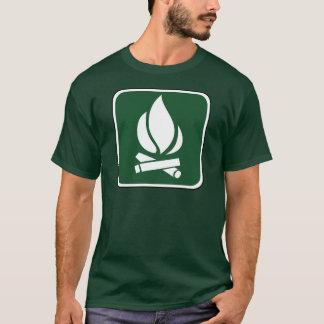 Vintage Campfire Sign T-Shirt