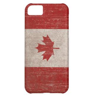 Vintage Canada Flag iPhone 5C Case