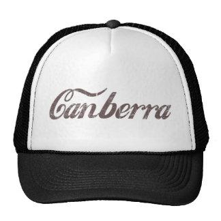 Vintage Canberra Trucker Hat
