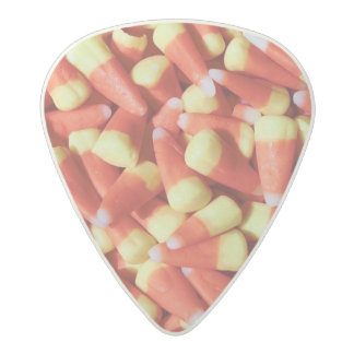 Vintage candy in old fashioned candy shop acetal guitar pick
