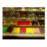 Vintage Candy Store Postcard