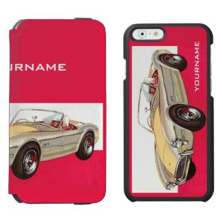Vintage car custom wallet cases incipio watson™ iPhone 6 wallet case