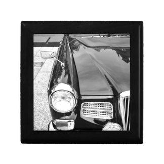 Vintage car gift box