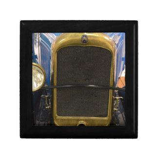Vintage Car Grille Gift Box
