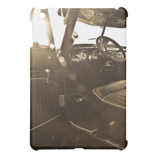 Vintage Car iPad Case