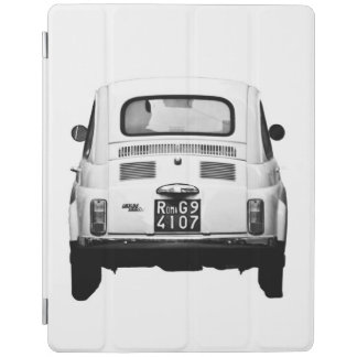 Vintage car Ipad cover | Fiat 500 | Rome Italy