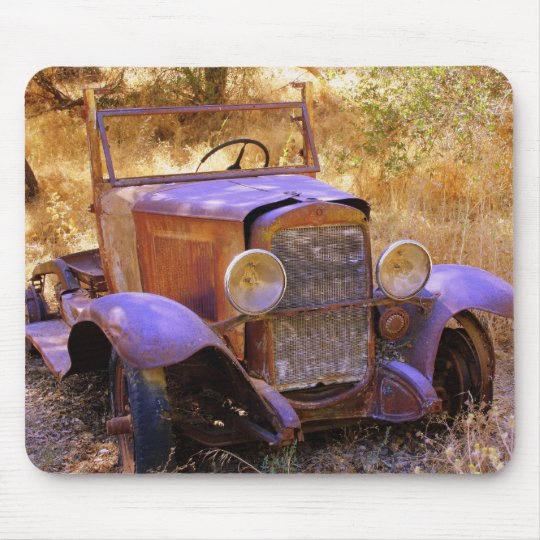 Vintage Car Mouse Mat