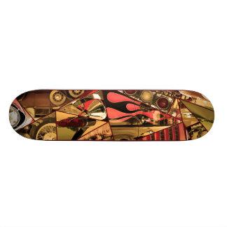 Vintage Car Skateboard