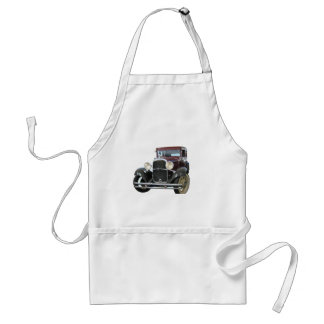 vintage car standard apron
