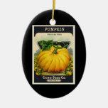 Vintage Card's Pumpkin Seed Package