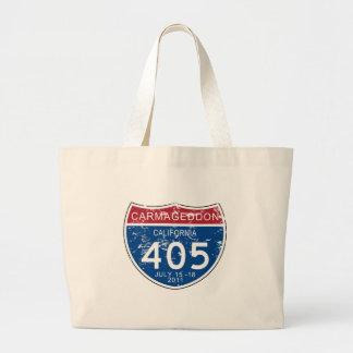 VINTAGE Carmageddon Worn Look Bags