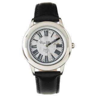 Vintage Carpe Diem Antique Face Wrist Watch