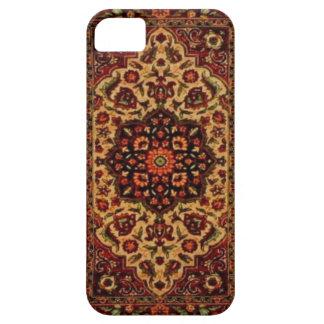 Vintage Carpet Pattern 3135 iPhone 5 Case