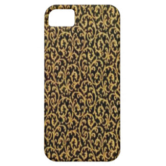 Vintage Carpet Pattern 5179 Barely There iPhone 5 Case