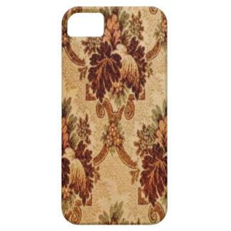 Vintage Carpet Pattern 6052 iPhone 5 Case