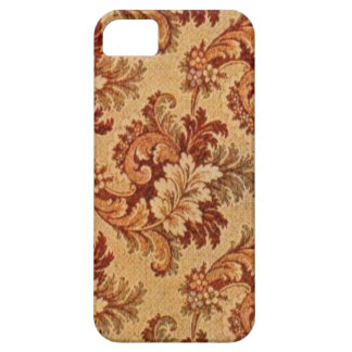 Vintage Carpet Pattern 6058 Barely There iPhone 5 Case