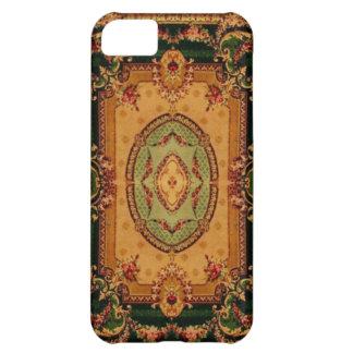 Vintage Carpet Patterns: Axminster 3421 iPhone 5C Case