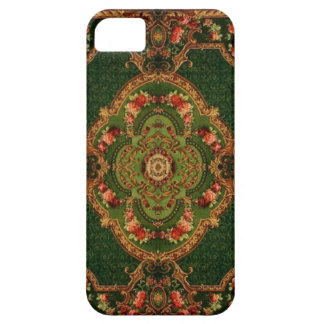 Vintage Carpet Patterns: Axminster 3432 Barely There iPhone 5 Case