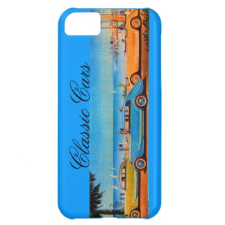 VINTAGE CARS iPhone 5C COVERS