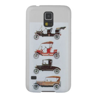 VINTAGE CARS GALAXY S5 CASES