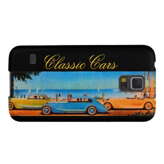 VINTAGE CARS GALAXY S5 COVERS