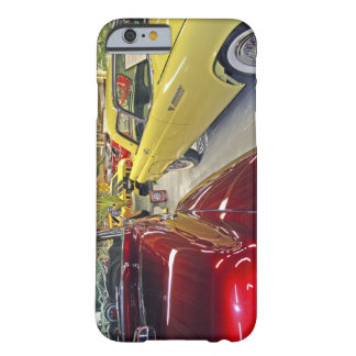 Vintage cars in Tallahassee Automobile Museum Barely There iPhone 6 Case