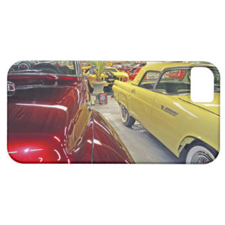 Vintage cars in Tallahassee Automobile Museum iPhone 5 Cover