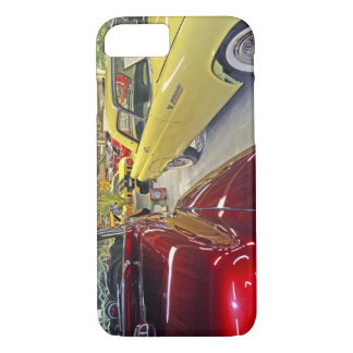 Vintage cars in Tallahassee Automobile Museum iPhone 7 Case
