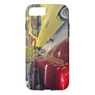 Vintage cars in Tallahassee Automobile Museum iPhone 8/7 Case