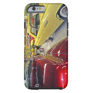 Vintage cars in Tallahassee Automobile Museum Tough iPhone 6 Case
