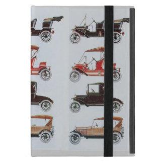 VINTAGE CARS iPad MINI COVERS