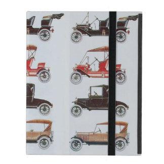 VINTAGE CARS iPad FOLIO CASES